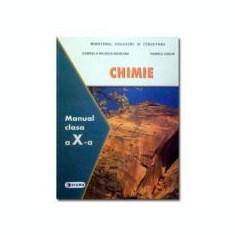 Manual Chimie pentru clasa a X-a