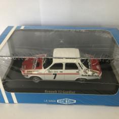 Macheta Dacia 1300, Machete Renault 12 1:43 Saga