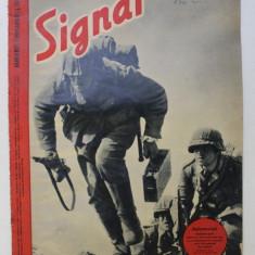 REVISTA ' SIGNAL ' , EDITIE IN LIMBA ROMANA , NUMARUL 2 DIN AUGUST 1942