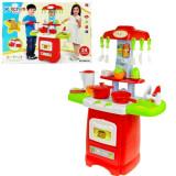 Bucatarie de jucarie multifunctionala Kitchen Play Set 88950