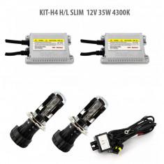 H4 H/L SLIM 12V 35W 4300K Best CarHome