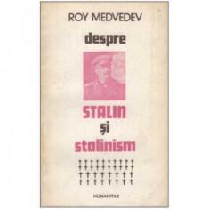 Despre Stalin si stalinism, Humanitas