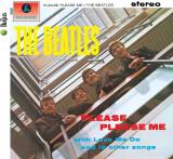 Beatles The Please Please Me remastered 2009 digipak (cd)