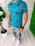 Tricou slim fit polo -  tricou barbati - tricou fashion - A5364