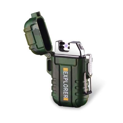 Bricheta MBrands Explorer electronica Rezistenta la apa DUBLU ARC incarcare USB foto