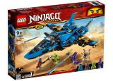 LEGO Ninjago - Avionul de lupta al lui Jay 70668