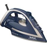 Fier de calcat Tefal Smart Protect Plus FV6872E0, 2800W, jet de abur 260 g/min, abur variabil 0-40 g/min, colector anticalcar, oprire automata, albast