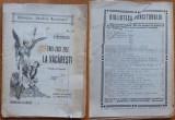 D. Marinescu , Treizeci de zile la Vacaresti , 1910 , prefata de M. Gh. Bujor