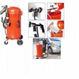 Aparat de sablat exterior cu vacuum 105 litri KLG