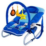 Scaun balansoar pentru bebelusi Caretero Astral SBCA-0A, Albastru
