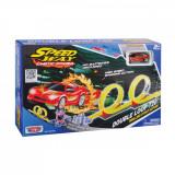 Set de joaca Circuit cu masinuta Motormax Double Loop 720
