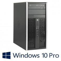 PC refurbished HP Compaq 8200 MT, Quad Core i7-2600, Win 10 Pro