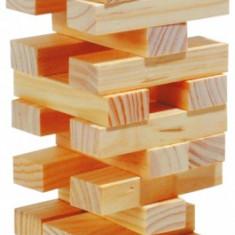 Cuburi din lemn natur 60 bucati