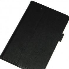 Husa dedicata pentru Asus Fonepad 7 ME372, neagra, piele ecologica