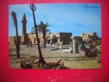 HOPCT 66904  CAESAREA -ISRAEL-STAMPILOGRAFIE-CIRCULATA