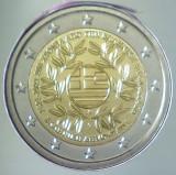 Moneda 2 euro comemorativa GRECIA 2021_Revolutie - UNC, Europa, Cupru-Nichel