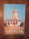 ISTORIA MANASTIRII BALACIU-STEFAN GRIGORESCU