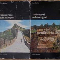 UNIVERSUL ARHEOLOGIEI VOL.1-2 - GUY RACHET
