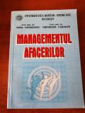 Managementul afacerilor, Toma Georgescu, Gheorghe Caraiani