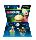 Lego Dimensions - The Simpsons - Krusty Fun Pack   - 60312