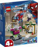 Cumpara ieftin LEGO Super Heroes, Amenintarea lui Mysterio 76149
