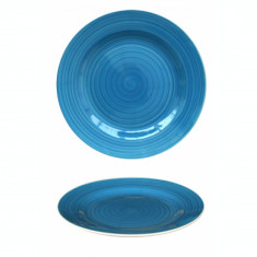 Farfurie ceramica, 19cm, albastra, Keramik, 0121114,