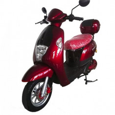 Moped, scuter electric, necesita inmatriculare ZT-26 EEC CROSS ROSU