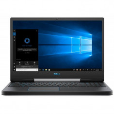 Laptop DELL Gaming 15.6'' G5 5590, FHD 144Hz, Intel Core i7-9750H, 16GB DDR4, 512GB SSD, GeForce RTX 2060 6GB, Win 10 Home, Black