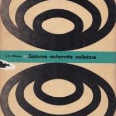 J. E. Gibson - Sisteme automate neliniare