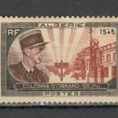 Algeria.1951 10 ani moarte colonel C.D'Ornano  SX.77