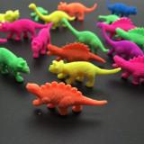 Figurine dinozauri decorative gel isi maresc volumul in apa 10 bucati