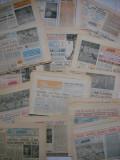Sportul Supliment Fotbal-lot ziare 1989