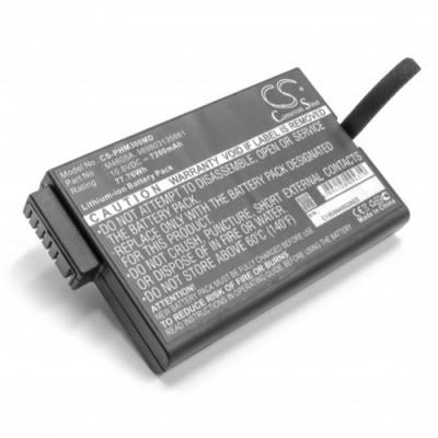 Acumulator pentru philips fm20, fm30, intellivue 30, mp50 u.a. 10.8v, li-ion, 7200mah, 866060 , 866062 foto