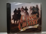 Classic Country (1980-1984)-2 CD Set (2000/Warner/Germany) - CD ORIGINAL/Sigilat