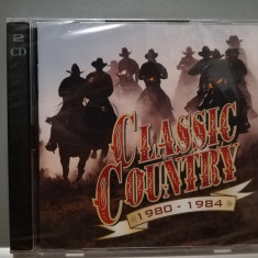 Classic Country (1980-1984)-2 CD Set (2000/Warner/Germany) - CD ORIGINAL/Sigilat