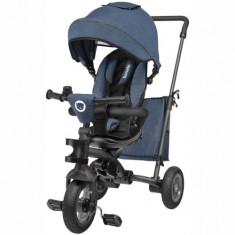 Tricicleta Multifunctionala Pliabila cu Sezut Reversibil Tris Jeans