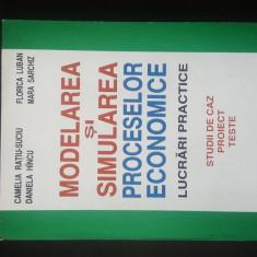 MODELAREA SI SIMULAREA PROCESELOR ECONOMICE - CAMELIA RATIU - SUCIU, 1997