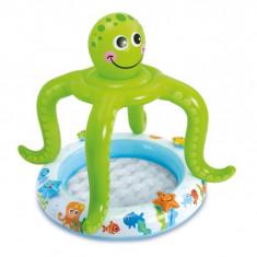 Piscina gonflabila copii – model caracatita