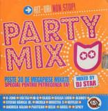 CD DJ Star – Party Mix: Blondy, Directia 5, Hi-Q, Stefan Banica