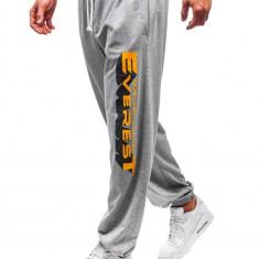 Pantaloni de trening bărbați gri Bolf Q3219
