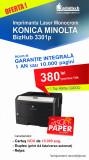 Imprimanta konica minolta bizhub 3301p s/h