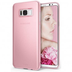 Husa Ringke Slim Roz Pentru Samsung Galaxy S8 G950