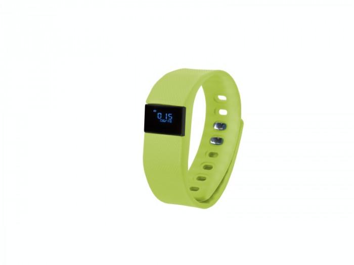 GoClever, Bratara Inteligenta Fitness, Verde