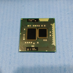 PROCESOR CPU laptop intel i3 330M Arrandale gen a 1a la frecventa de 2130 Mhz