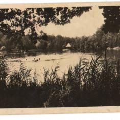 CPI B13798 CARTE POSTALA - SOVATA, LACUL URSU, RPR, 1953