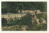 cp Herculane - circulata 1912, timbru maghiar, semnata dr.Popescu-Balcesti
