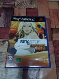 SingStar Hottest Hits - Joc Original PS2