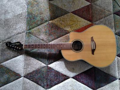 Chitara electro-acustica  Vintage Sinergy SR6 foto