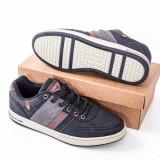 Pantofi casual barbati negri Hisiri