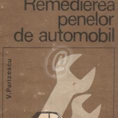 Remedierea penelor de automobil
